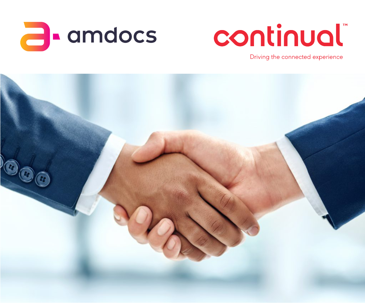 Amdocs announces collaboration with Continual for better Connected Car and subscriber mobility experience