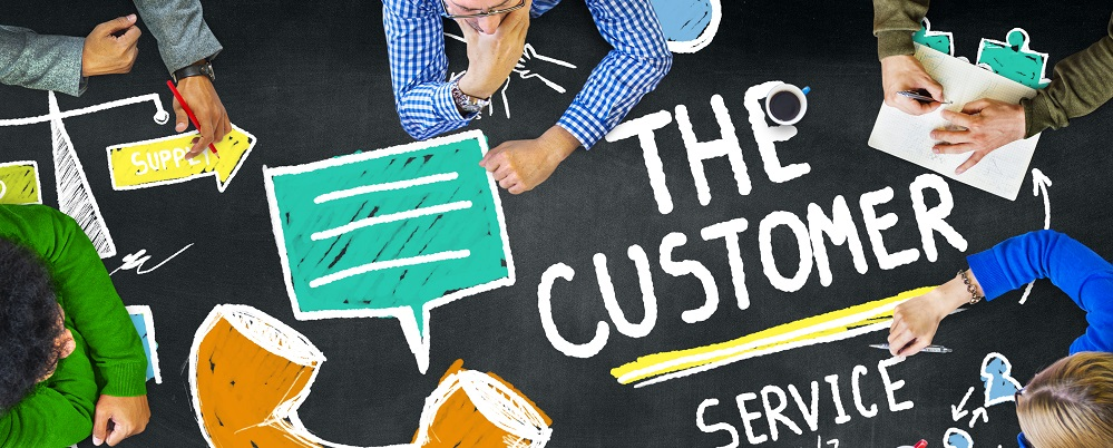 Putting the customer at the center means breaking silos