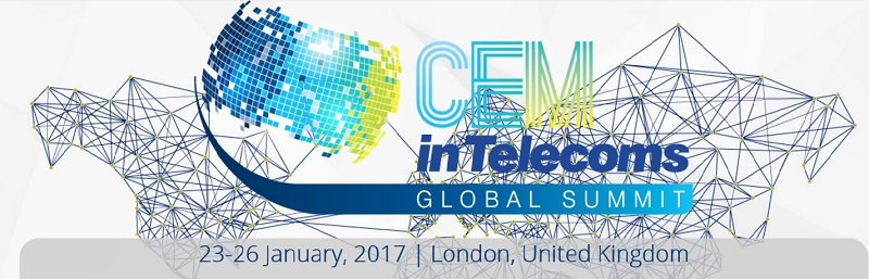 CEM Global Summit for Telecoms 2017