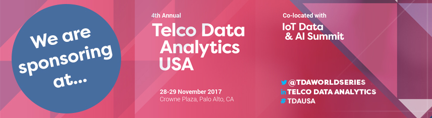 Telco Data Analytics USA 2017